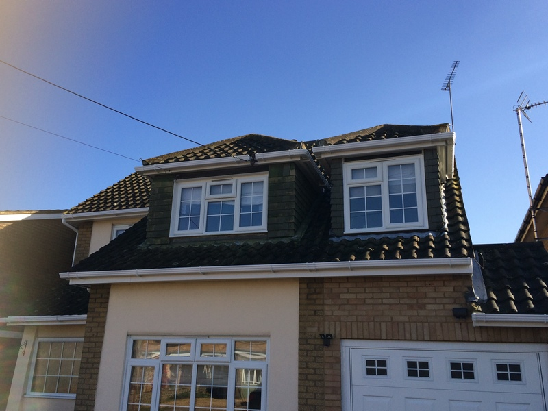 Fascia and Guttering in Benfleet