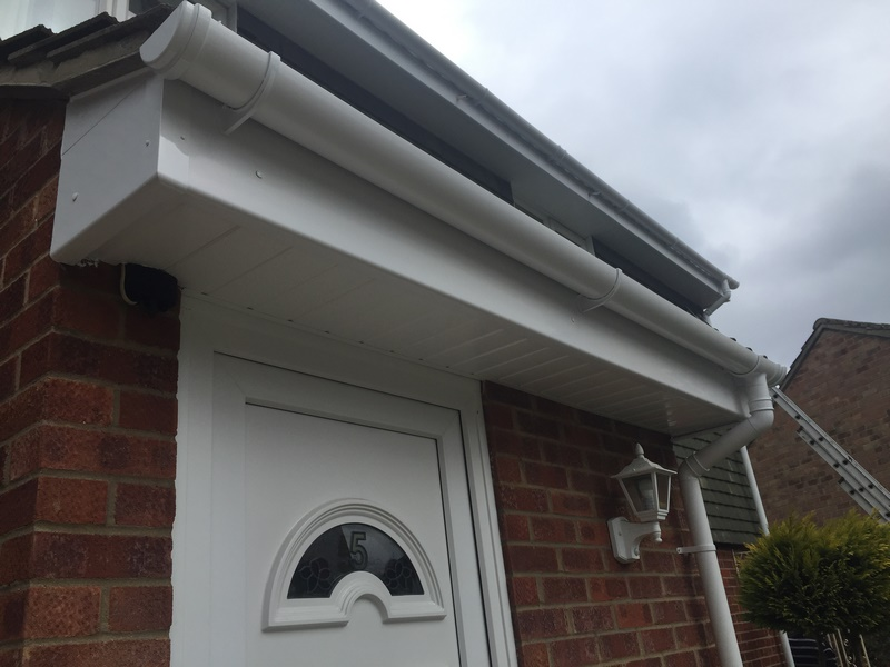 Fascias and Soffits in Southend