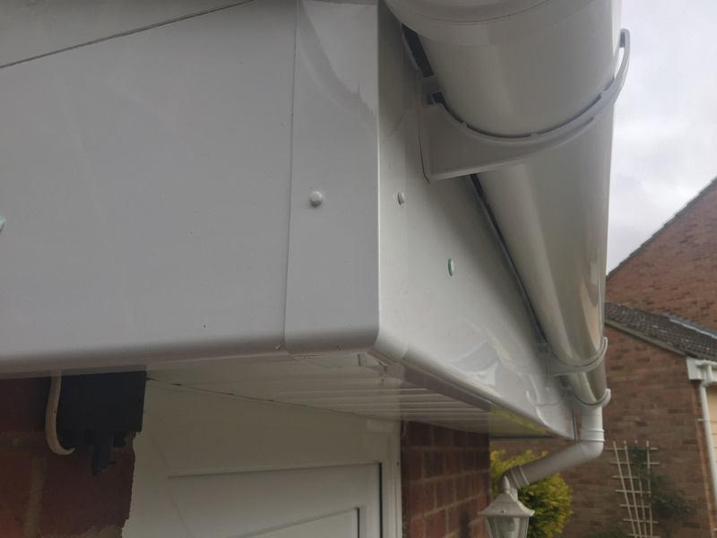 Fascias, Soffits and Guttering in Colchester