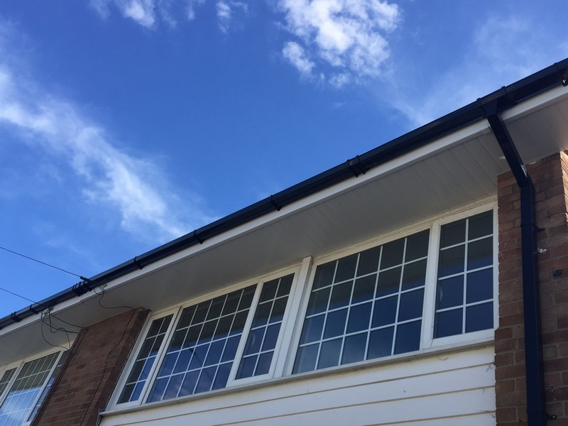 Fascias, Soffits and Guttering in Essex
