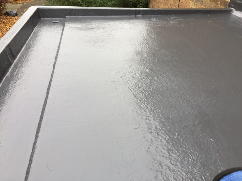 Fibreglass Roofing Systems - Ideal for New Builds