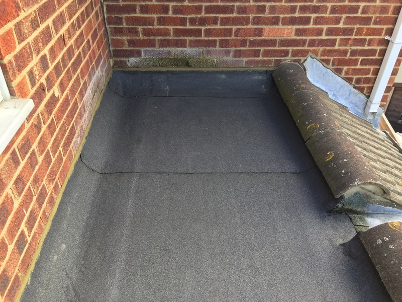 Flat Roof Repair in Canvey Island