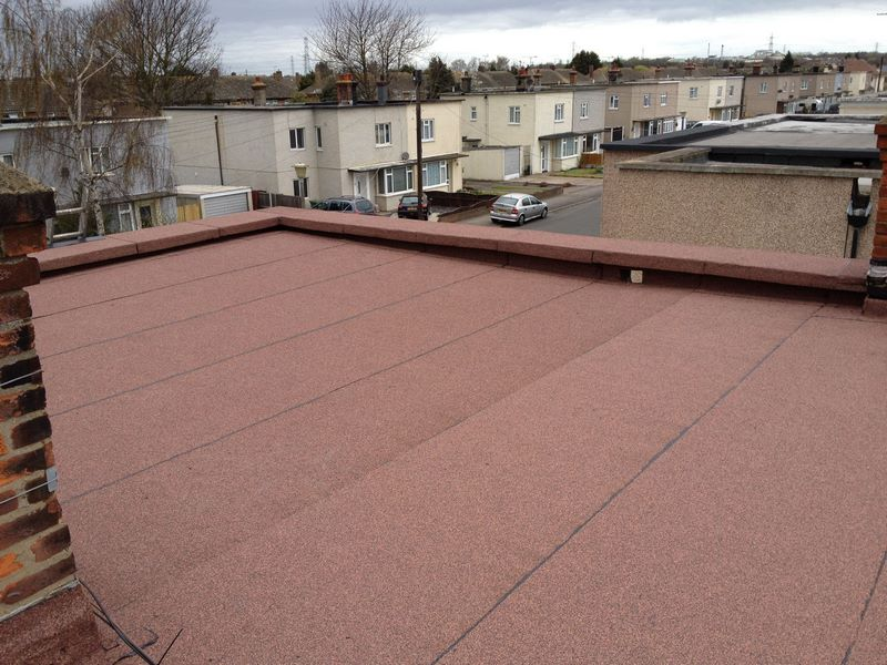 Flat Roofing in East Tilbury