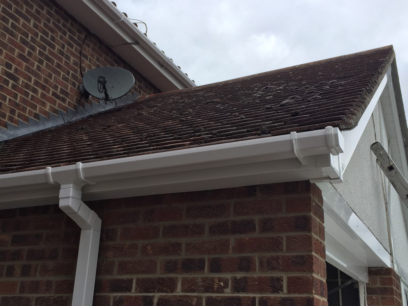 Gutter snd Downpipes in Essex