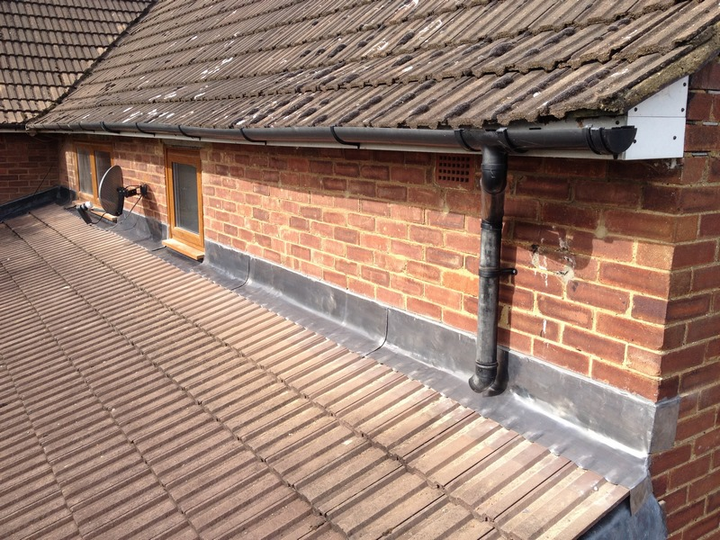 Lead Flashings in Essex