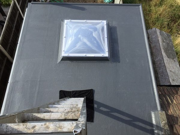 Gallery - Fibreglass Roofing System guaranteed for 5 years