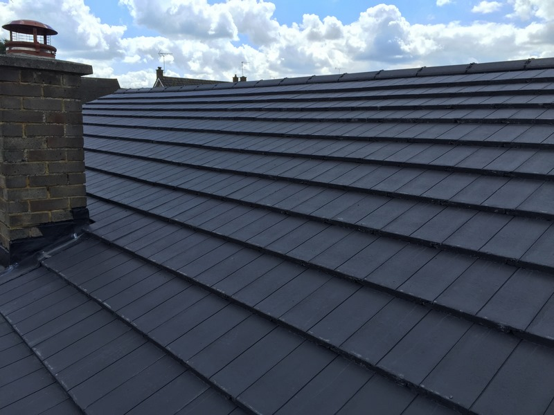Tile Roofing in Billericay