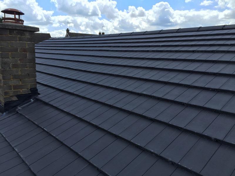 Tile Roofing in Billericay