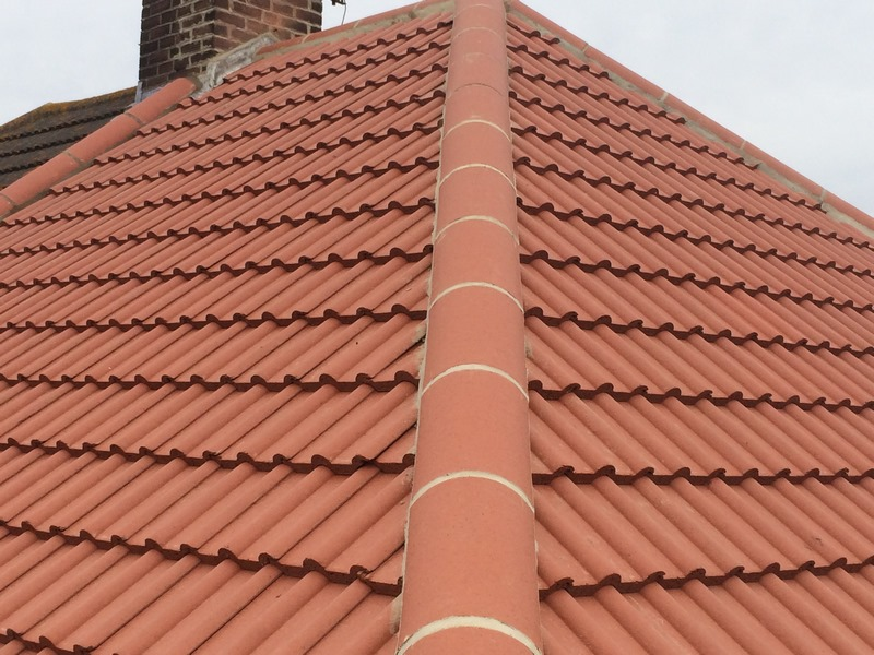 Tiled Roofing in Essex